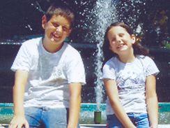 Lucas a Sofie - V Buenos Aires, 2006