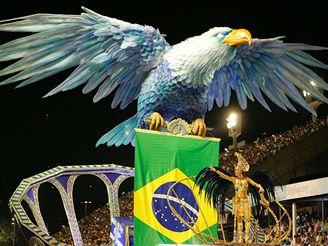Karneval v Brazílii