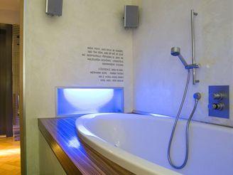 Návštěva zajímavé koupelny