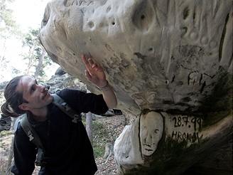 Český ráj, vandalismus