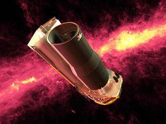 Vesmírný teleskop Spitzer