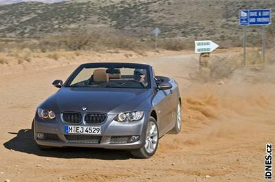 BMW 335i Convertible