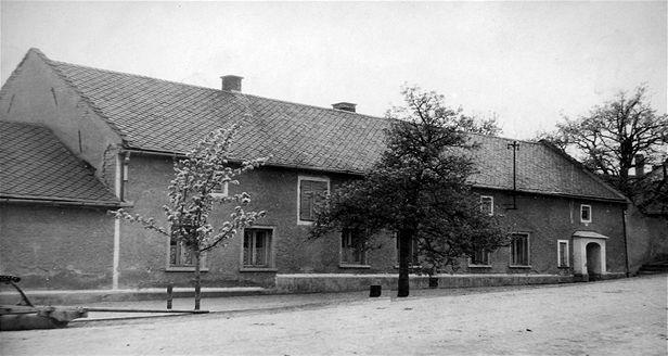 Dům rodiny Štarkových v Dědicích, 30. léta 20.století