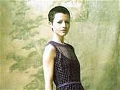 Dolores O´Riordanová z kapely The Cranberries