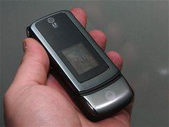 Motorola novinky pro rok 2007 živě