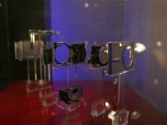 Panasonic novinky 2007 - Rozebraný fotoaparát Lumix