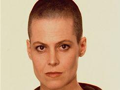 Sigourney Weaverová ve filmu Vetřelec