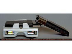 Prototyp stereoskopického projektoru Neochroma