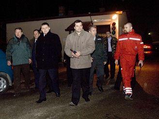 Premiér Robert Fico v Novákách