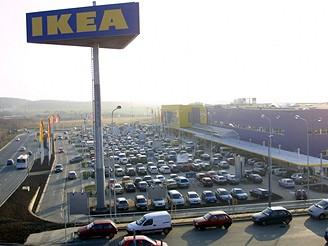 Praha, Černý Most, Ikea