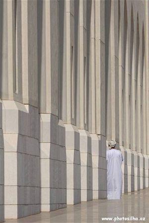Velká mešita v Muscatu