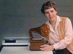 Přehrávač Philips - 1984