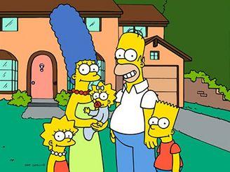 Oblíbená rodinka ze Springfieldu si dělá srandu z firmy Apple