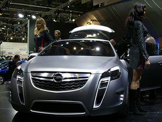 Opel Gran Turismo Coupé Concept