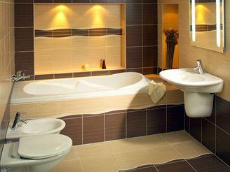 Nová koupelna