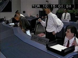 Raketoplán Columbia - dokument o havárii