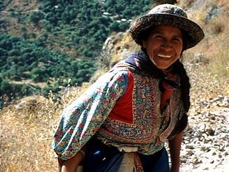 Peru, Colca