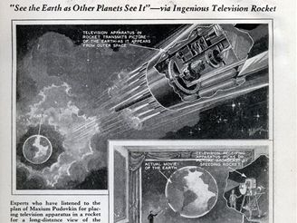 I Goddard dovedl snít (Modern Mechanix 1931)