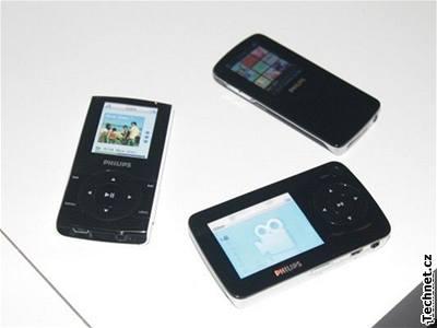 Philips - MP3 p�ehráva�e