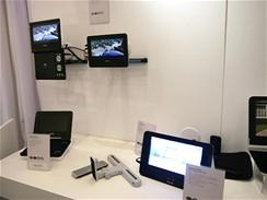 Philips - přenosné DVD přehrávače