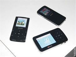 Philips - MP3 přehrávače