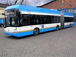 Trolejbusy z Česka nepotřebují vždy troleje
