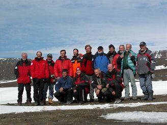 Čeští vědci v Antarktidě