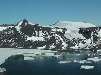 Krajina na Antarktidě