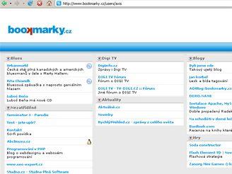 Bookmarky.cz