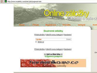 Moje linky.com