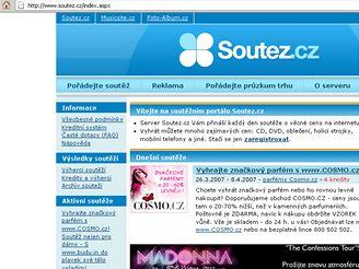 Soutěž.cz
