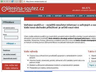 Veřejná-soutěž.cz