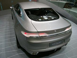 Jaguar C-XF