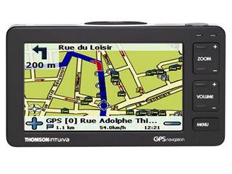 Navigace Thomson GPS420