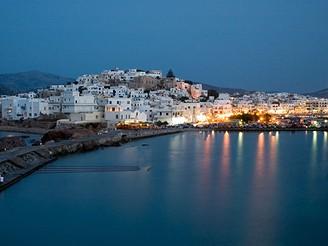 Ostrov Naxos, Kyklady, Řecko