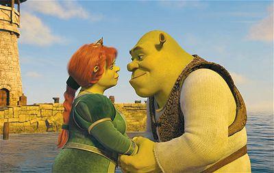 Z filmu Shrek Třetí