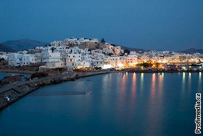Kliknutím zobrazíte větší formát - Ostrov Naxos, Kyklady, Řecko