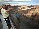 Skleněná vyhlídka nad Grand Canyon