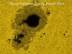 Rentgenový snímek pořízený sondou Hinode