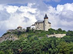 K málu atrakcí v Pardubickém kraji patří hrad Kunětická hora