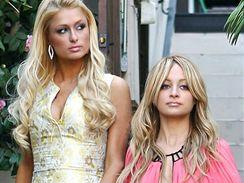 Paris Hiltonová a Nicole Richie