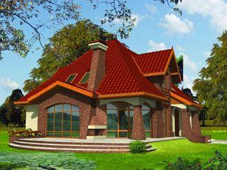 Rodinný dům - projekt společnosti Artinex CZ