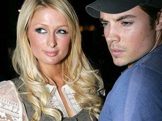 Paris Hiltonová s novým přítelem Joshem Hendersonem