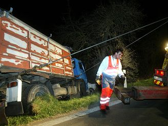 tragická nehoda v Dolánkách nad Ohří