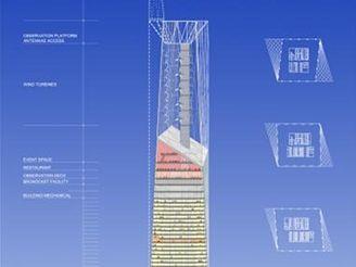 Věž na místě WTC