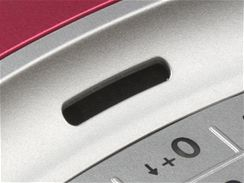 Recenze Motorola W375 detail