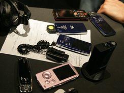 Sony - MP3 prehravace