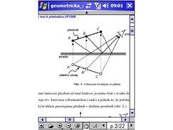 Acrobat Reader pro Pocket PC zvládá obrázky...