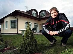 Dům sportovního komentátora Jaromíra Bosáka