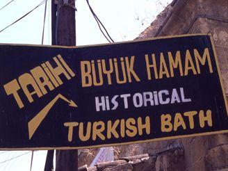 Hamam, turecké lázně
